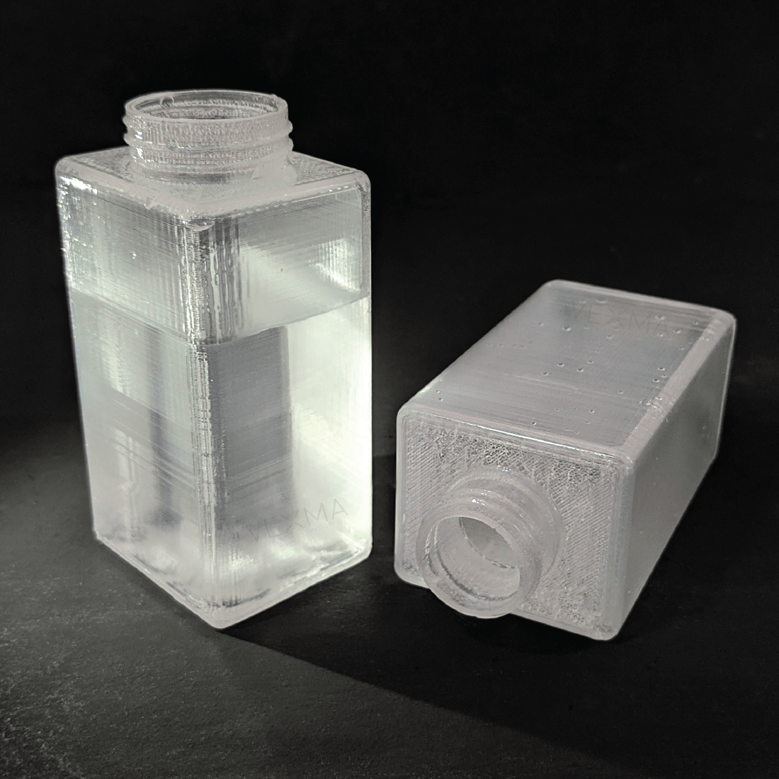 3d Printed Bottle Prototype