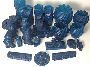3d-Printed-wax-filament-lost-wax-fdm material-investment-mold-casting